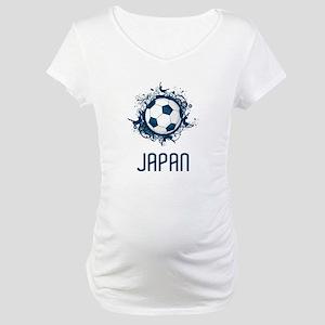Japan Football Maternity T-Shirt