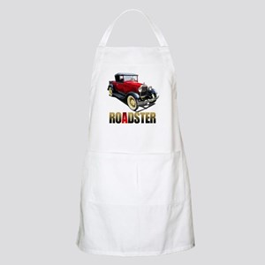 The Red A Roadster Apron
