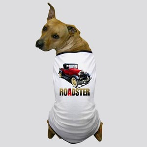 The Red A Roadster Dog T-Shirt