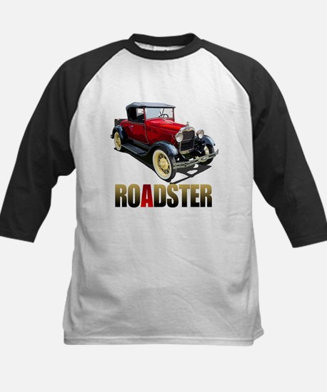 The Red A Roadster Kids Baseball Jersey