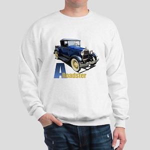 A Blue Roadster Sweatshirt