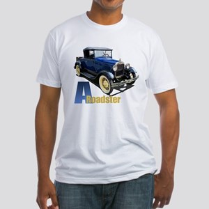 A Blue Roadster Fitted T-Shirt
