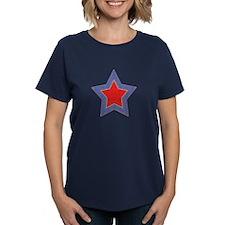 American Star Women's Dark T-Shirt