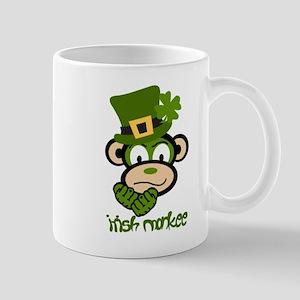 Irish Monkee Mug