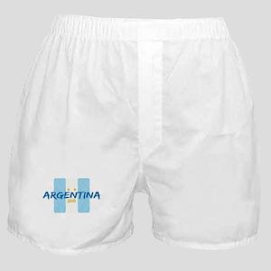 Argentina Futbol 2010 Boxer Shorts