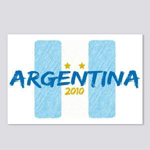Argentina Futbol 2010 Postcards (Package of 8)