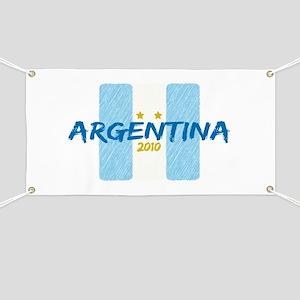 Argentina Futbol 2010 Banner