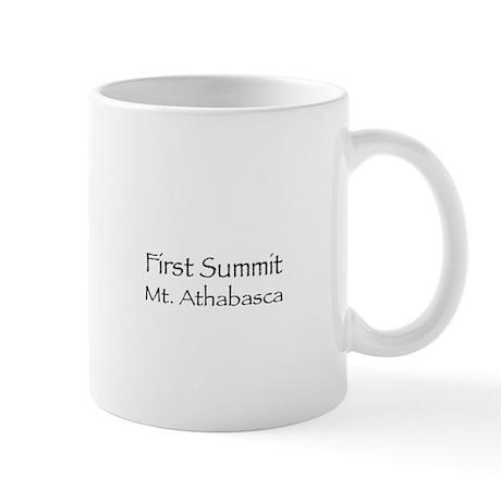 First Summit Mug