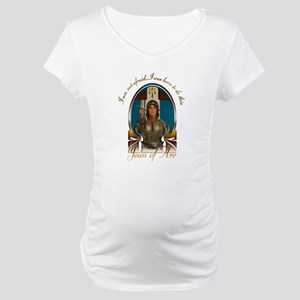 Joan of Arc Nouveau Maternity T-Shirt
