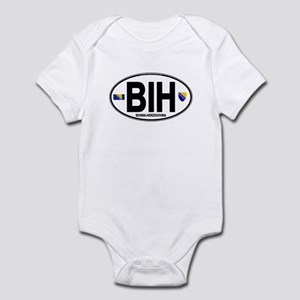 Bosnia-Herzegovina Infant Bodysuit
