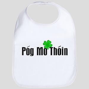 Pog Mo Thoin Text Bib