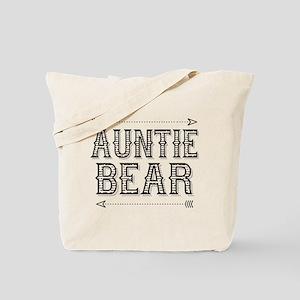 Auntie Bear Tote Bag