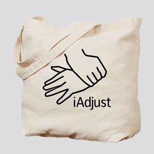 iAdjust - Chiro Hands Tote Bag