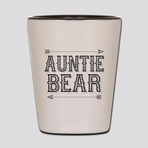 Auntie Bear Shot Glass