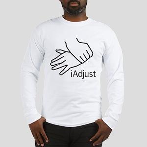 iAdjust - Chiro Hands Long Sleeve T-Shirt