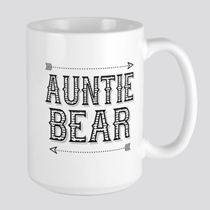 Auntie Bear Mugs