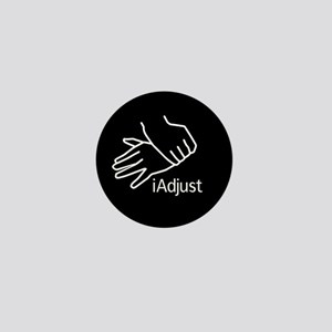iAdjust - Chiro Hands Mini Button