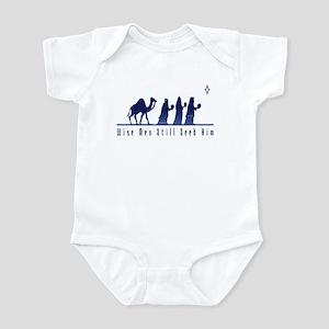 Wise Men Still Seek Him Infant Bodysuit