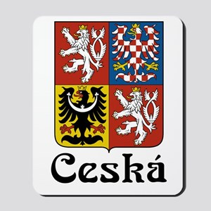Czech Mousepad