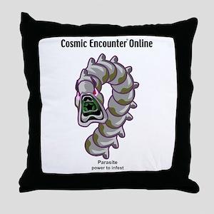 Parasite Throw Pillow