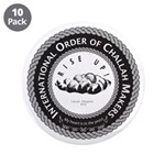 """Int'l Order Challah Makers 3.5"""" Button 10-pk"""