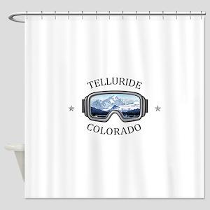 Telluride Ski Resort - Telluride Shower Curtain