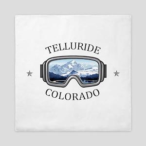 Telluride Ski Resort - Telluride - C Queen Duvet