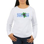ILY Hawaii Turtle Women's Long Sleeve T-Shirt
