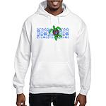 ILY Hawaii Turtle Hooded Sweatshirt