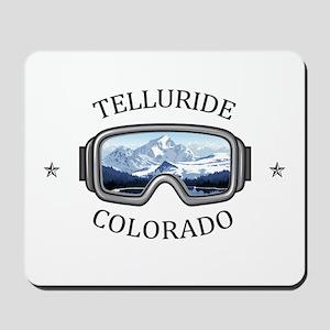 Telluride Ski Resort - Telluride - Col Mousepad