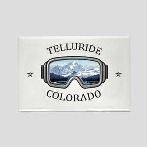 Telluride Ski Resort - Telluride - Color Magnets