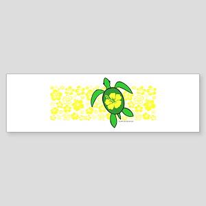 Hawaii Turtle Sticker (Bumper)