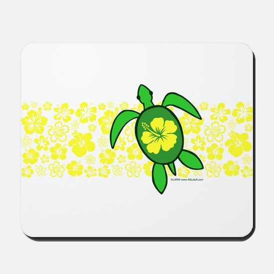 Hawaii Turtle Mousepad
