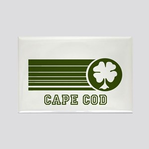 Cape Cod Irish Rectangle Magnet