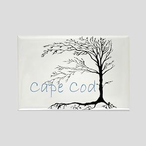 Cape Cod Primitive Rectangle Magnet