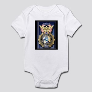 USAF Police GWOT Infant Bodysuit