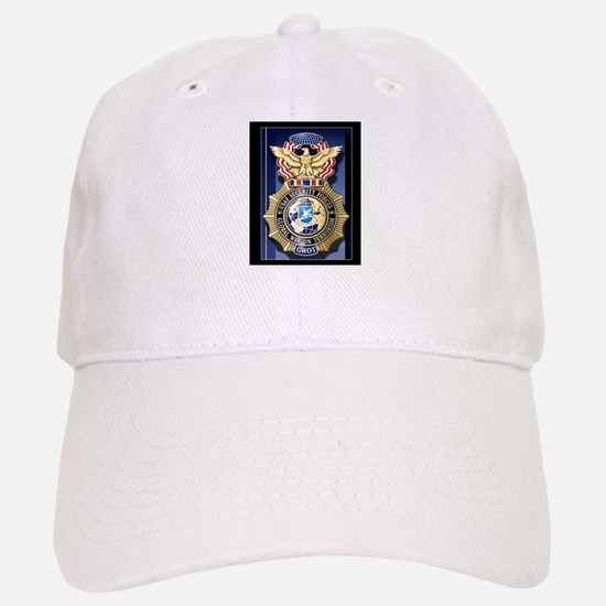 USAF Police GWOT Baseball Baseball Cap