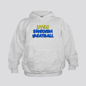 Little Swedish Meatball Kids Hoodie