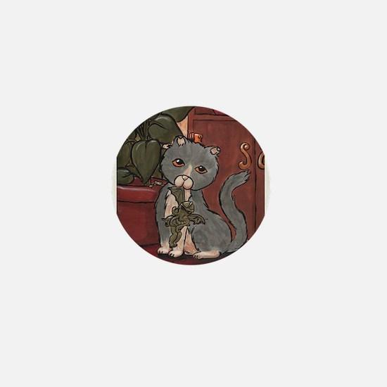 Great Huntess - Cthulhu Mini Button