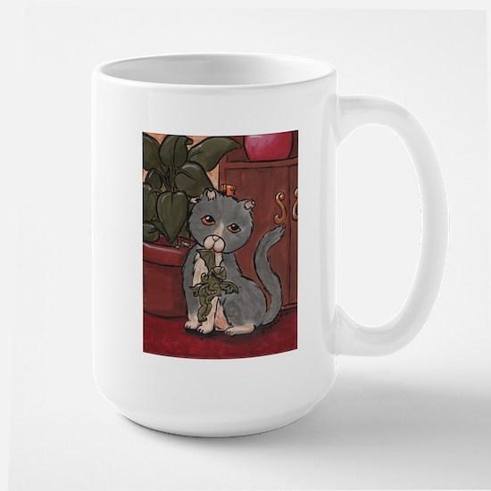 Great Huntess - Cthulhu Large Mug