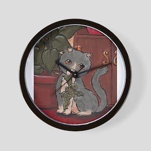 Great Huntess - Cthulhu Wall Clock