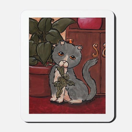 Great Huntess - Cthulhu Mousepad