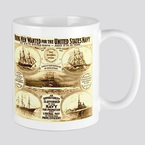 Young Men Wanted Mug