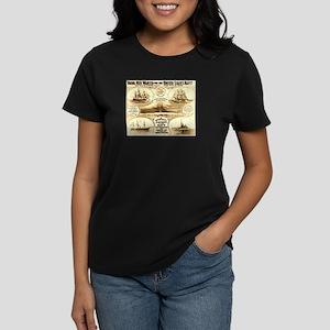 Young Men Wanted Women's Dark T-Shirt