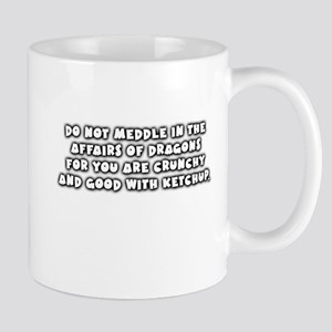 Affairs of Dragons Mug