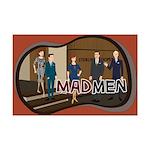 Sterling Cooper Mad Men Mini Poster Print