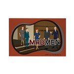 Sterling Cooper Mad Men Magnet