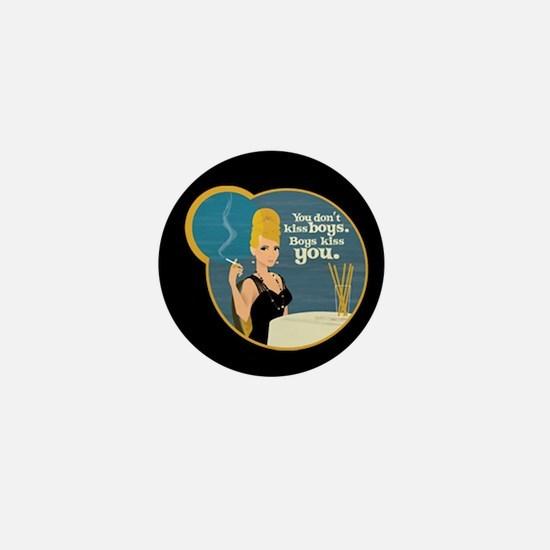 Mad Men Betty Draper Mini Button