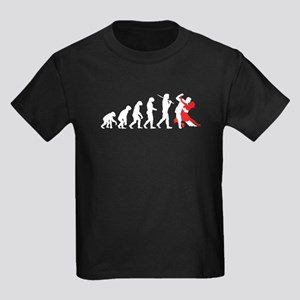 Dancing Kids Dark T-Shirt
