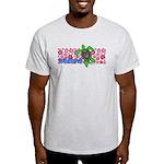 ILY Aloha Hawaii Turtle Light T-Shirt
